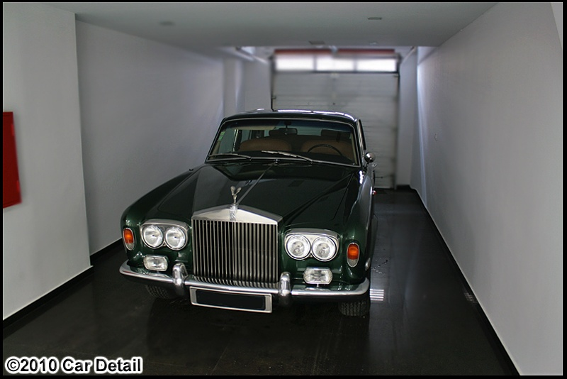 Int rieur rolls royce silver shadow mkii 1974 for Interieur rolls royce